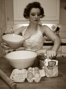 1950's wife