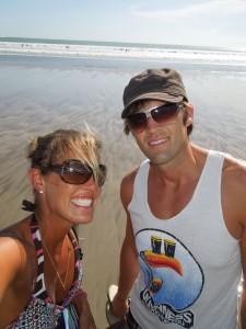 couple ocean