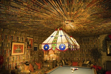 Elvis's Poolroom at Graceland