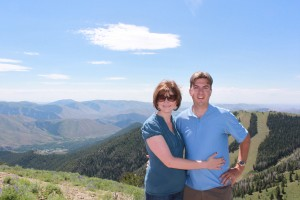 Sun Valley is the perfect place for a couple's weekend.