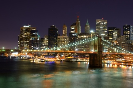 New york nightime