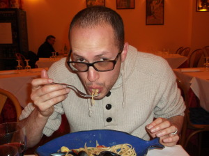 The best Linguine Con Vongole I have ever eaten in my life!