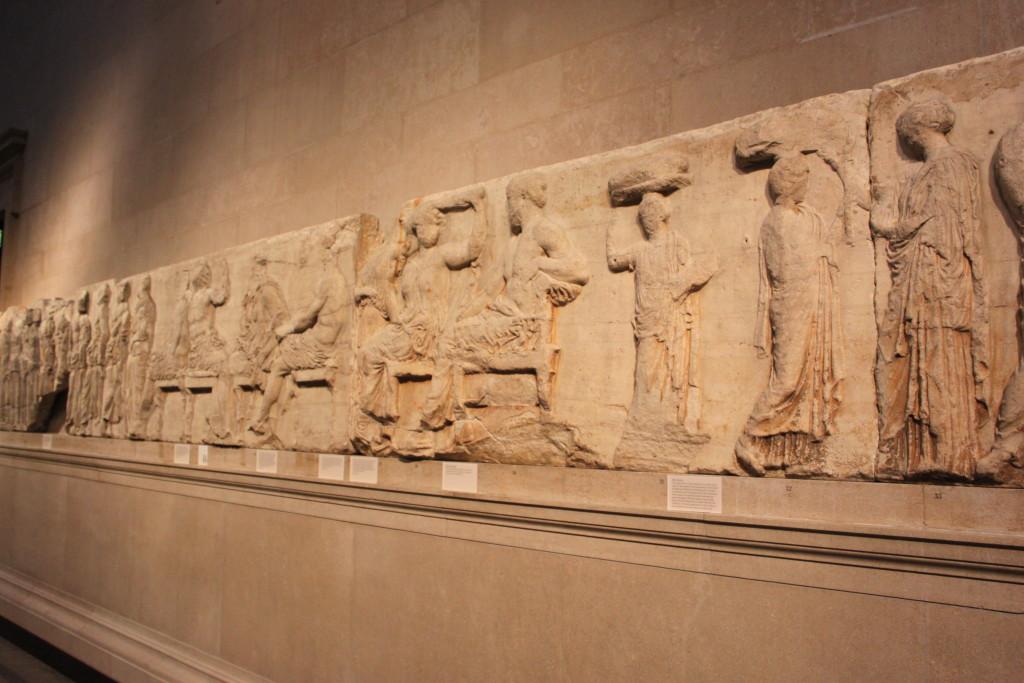 Parthenon sculptures