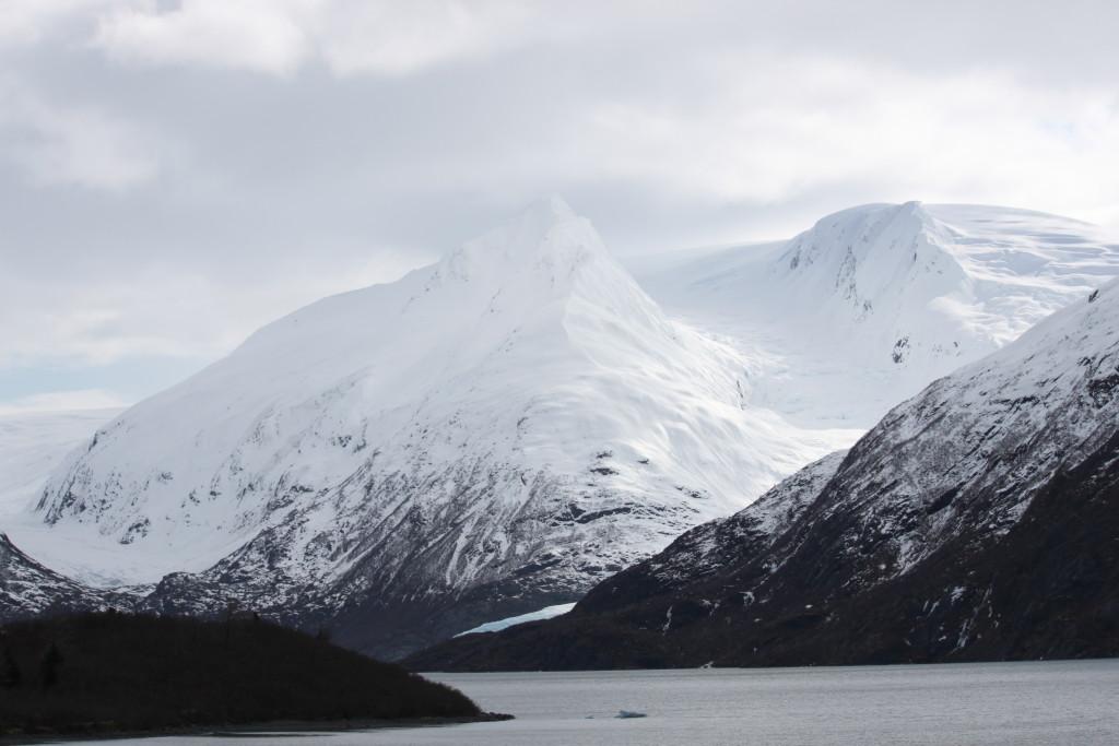 The views of Alaska are stunning!